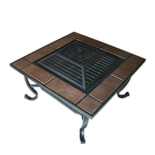 Features  Square Design, Great For Providing Warm To Garden, Yard, Platio  Etc.  Elegant Looking, Perfect Decoration For Any Garden And Yard.