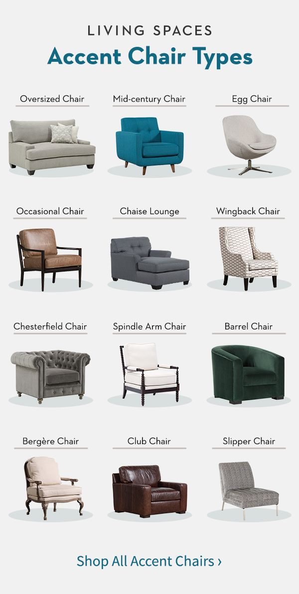 Accent Chairs In Every Shape And Style To Suit Your Space Lounge Chairs Living Room Accent Chairs For Living Room Furniture