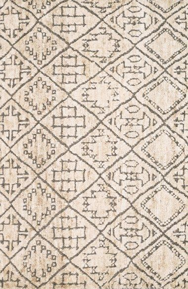 Free shipping and returns on LOLOI 'Sahara' Wool & Jute Area Rug at Nordstrom.com. A fresh take on Moroccan-inspired style, this hand-knotted rug adds a stunning accent to mod minimalist décor.