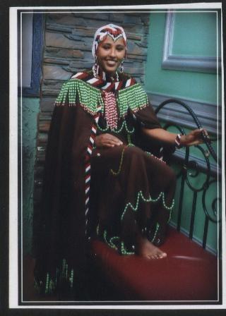 Oromo Girl Oromia Ethiopia Africa My Ethiopian