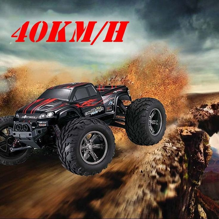 128.00$  Watch here - http://ali8ef.worldwells.pw/go.php?t=32782445102 - 2.4G 40KM/H high speed RC car Remote Control Truck Model Off-Road Vehicle Dirt Bike Shock absorber Kids toy gift
