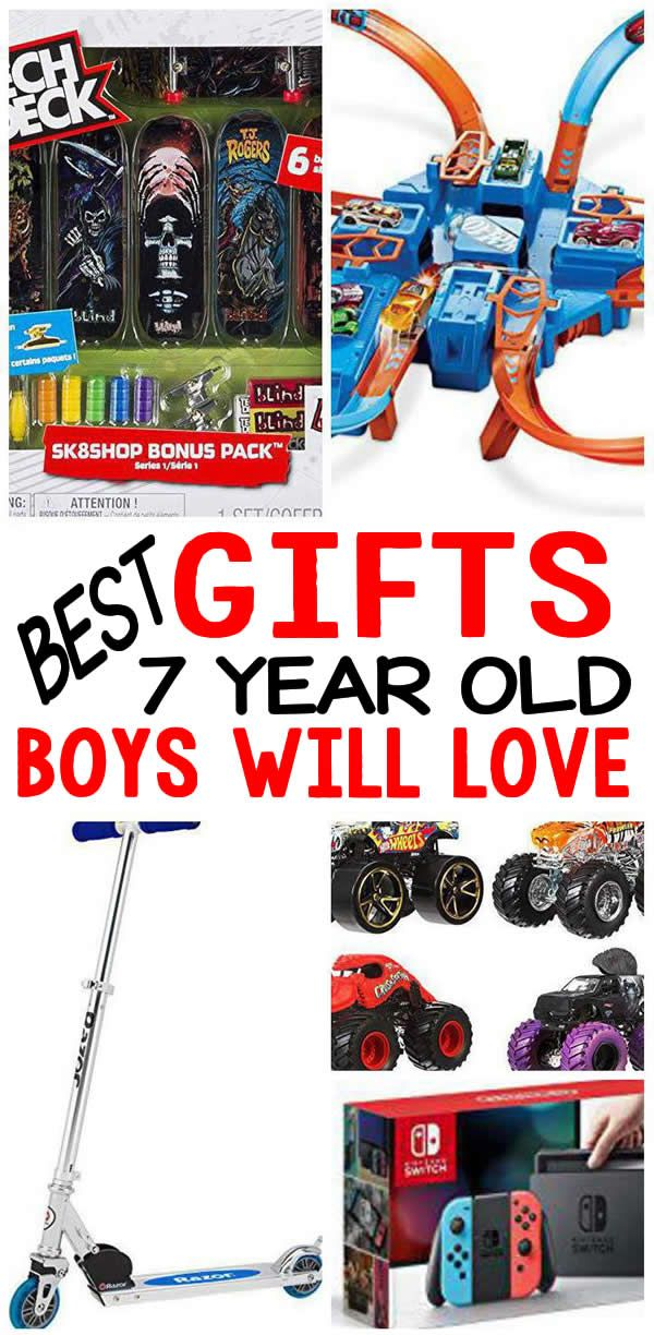 Top Gifts 7 Year Old Boys Toys For Boys Top Kids Christmas Gifts Trendy Toys