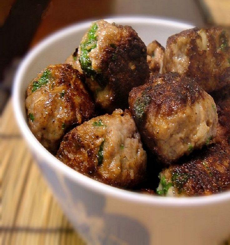 Κεφτεδάκια Σμυρνέικα - gourmed.gr