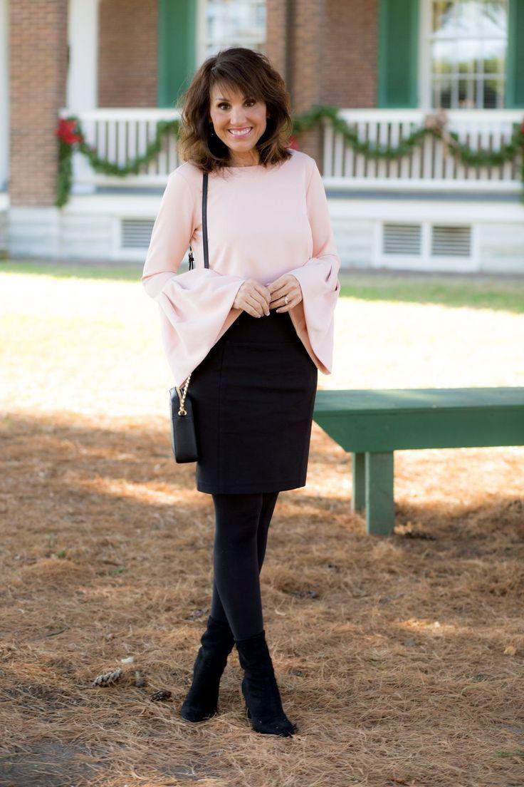 41 Leichte Winteroutfits für Frauen über 40 zum täglichen Tragen – My Style