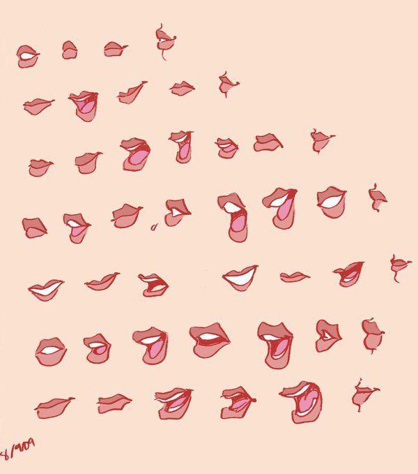Lips by Fyuvix.deviantart.com