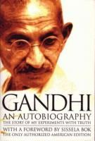 An Autobiography  by Gandhi, Mahatma/ Desai, Mahadev (TRN) Portrays the life of Gandhi, describes the development of his nonviolent political protest movement, and discusses his religious beliefs