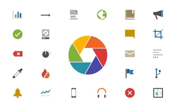 6 paquetes de iconos open source para usar en tus proyectos web #Icons