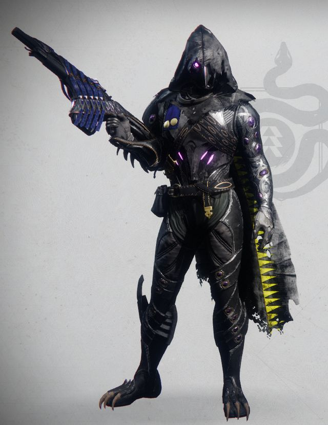 Crowfeather Hunter Destinyfashion In 2021 Destiny Fashion Destiny Cosplay Destiny Game