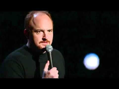 Louis CK - Hilarious - Part 6 - Cell Phones And Flying