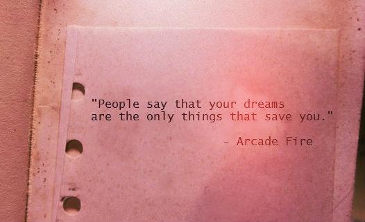Love Arcade Fire