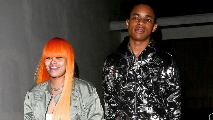 Young rapper YBN Almighty Jay has revealed that he and Blac Chyna met on Christian Mingle if you can believe it! The 18-year-old gave a really odd interview during which he talked about dating Rob Kardashian's baby mama as well as meeting her on a Christian website. Not only that, but the...