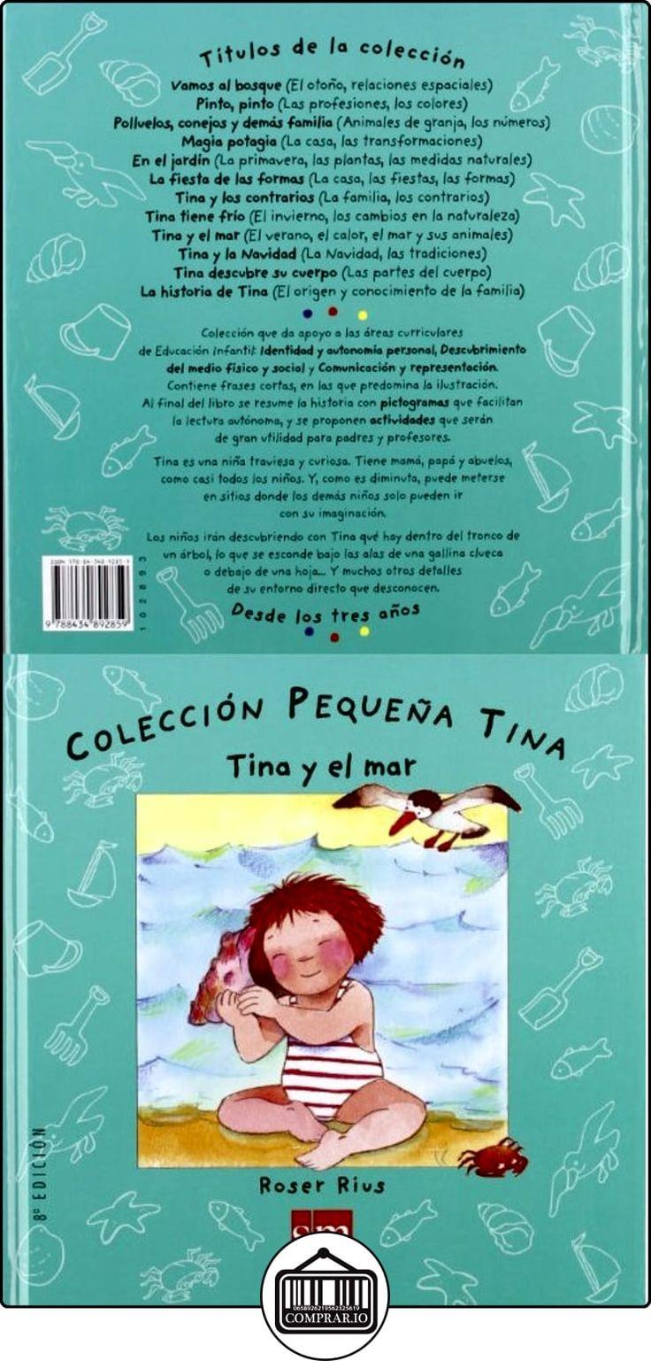 Tina y el mar peque a tina roser rius camps libros infantiles y juveniles