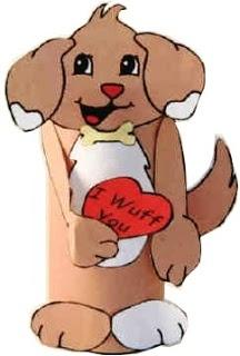 valentine name for dog