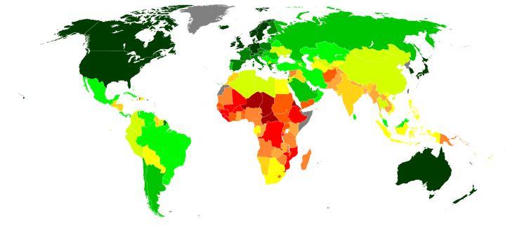 Human Development Index - Wikipedia