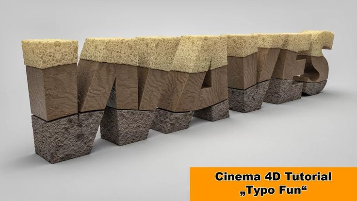 Typo Fun (Cinema 4D Tutorial) on Vimeo