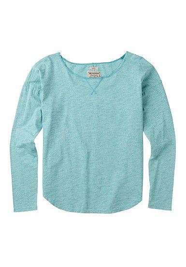 BURTON Holbrook - Langarmshirt für Damen - Blau - Planet Sports