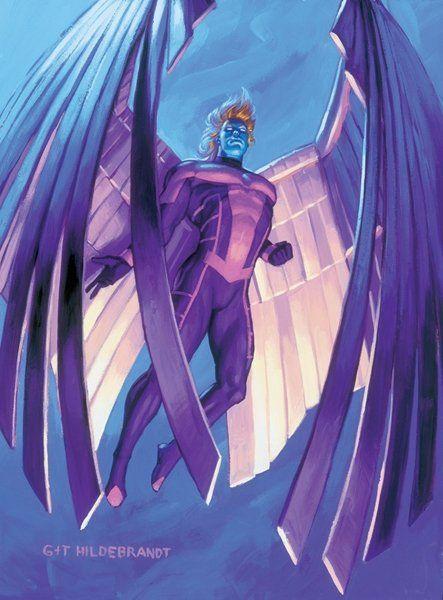 Archangel by Greg and Tim Hildebrandt