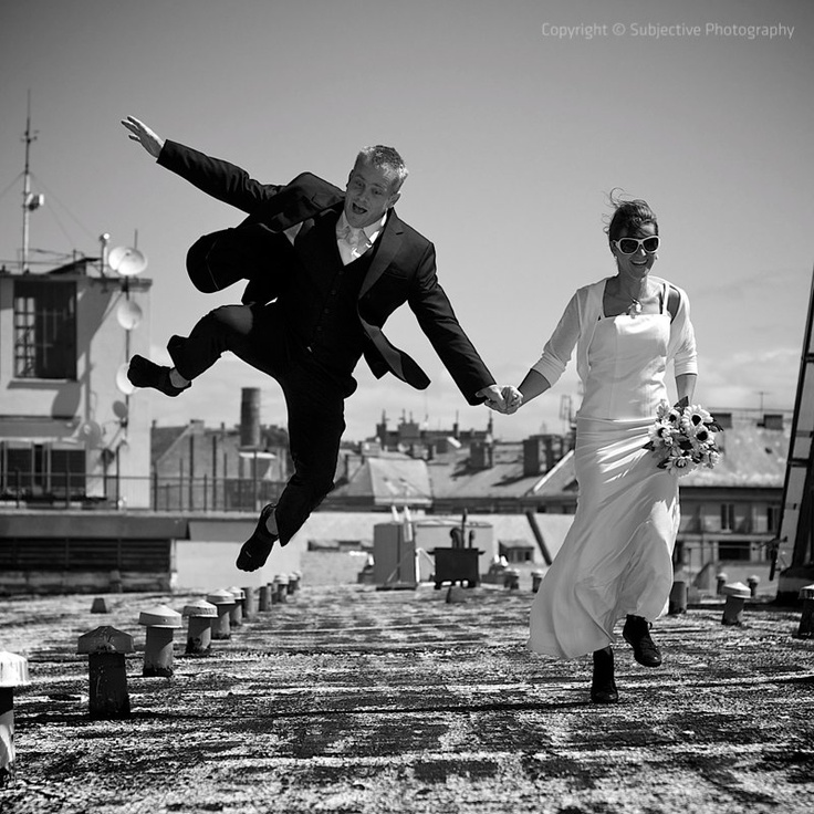 funny trash the dress