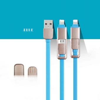 รีวิว สินค้า Cable 2 IN 1 multi-functional charging line for Iphone  android quick charge Five Colors - intl ☏ ลดราคาจากเดิม Cable 2 IN 1 multi-functional charging line for Iphone  android quick charge Five Colors - intl รีบซื้อเลย | special promotionCable 2 IN 1 multi-functional charging line for Iphone  android quick charge Five Colors - intl  รายละเอียด : http://product.animechat.us/lL3s7    คุณกำลังต้องการ Cable 2 IN 1 multi-functional charging line for Iphone  android quick charge Five…