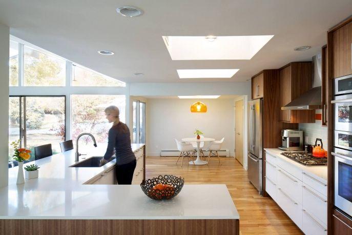Реконструкция ранчо 1969 от Design Platform - Дизайн интерьеров | Идеи вашего дома | Lodgers
