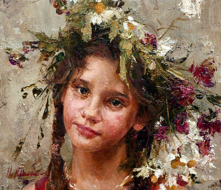 Realism Arts: Natasha Milashevich Personal Page. ART GALLERY SUPPLY