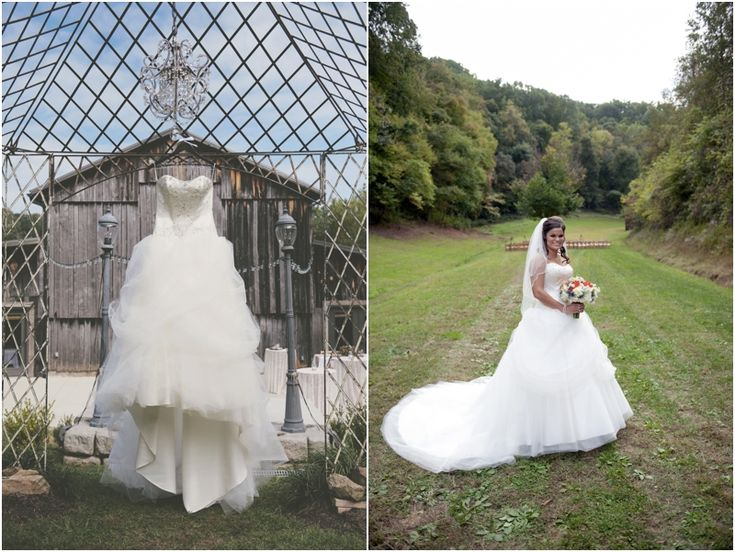 L n station knoxville wedding dress