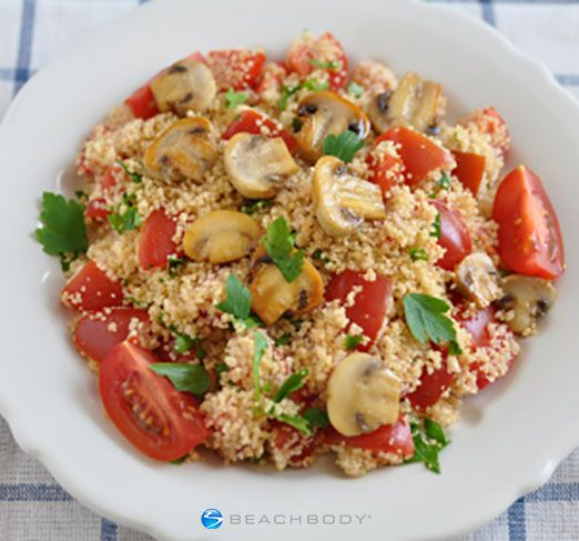 Couscous with Cherry Tomatoes | Recipe