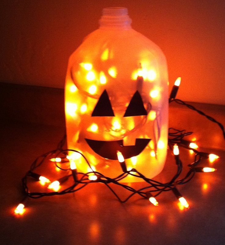 happy halloween milk carton pumpkin - Halloween Cartons