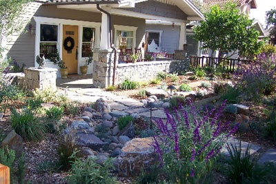 17 Best Images About Dry Creeks Gardens On Pinterest