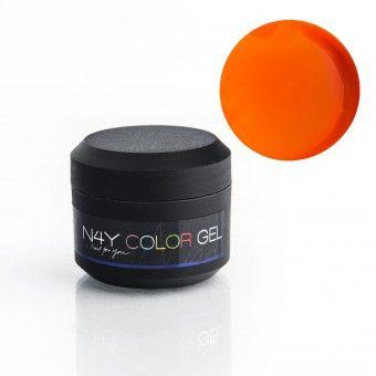 5ml neon orange gele til dine gele negle , men kan også bruges til akryl negle. Vi anbefaler du lægger uv gele orange i tynde lag og hærder i 2 min pr lag, efter du har hærdet uv gele orange, skal den affedtes og der skal lægges en gele topcoat som også skal hærde i uv lampe i 2 min