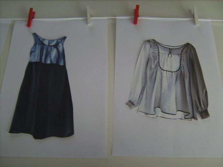 Sangskjuler – en tørresnor med moderne tøj