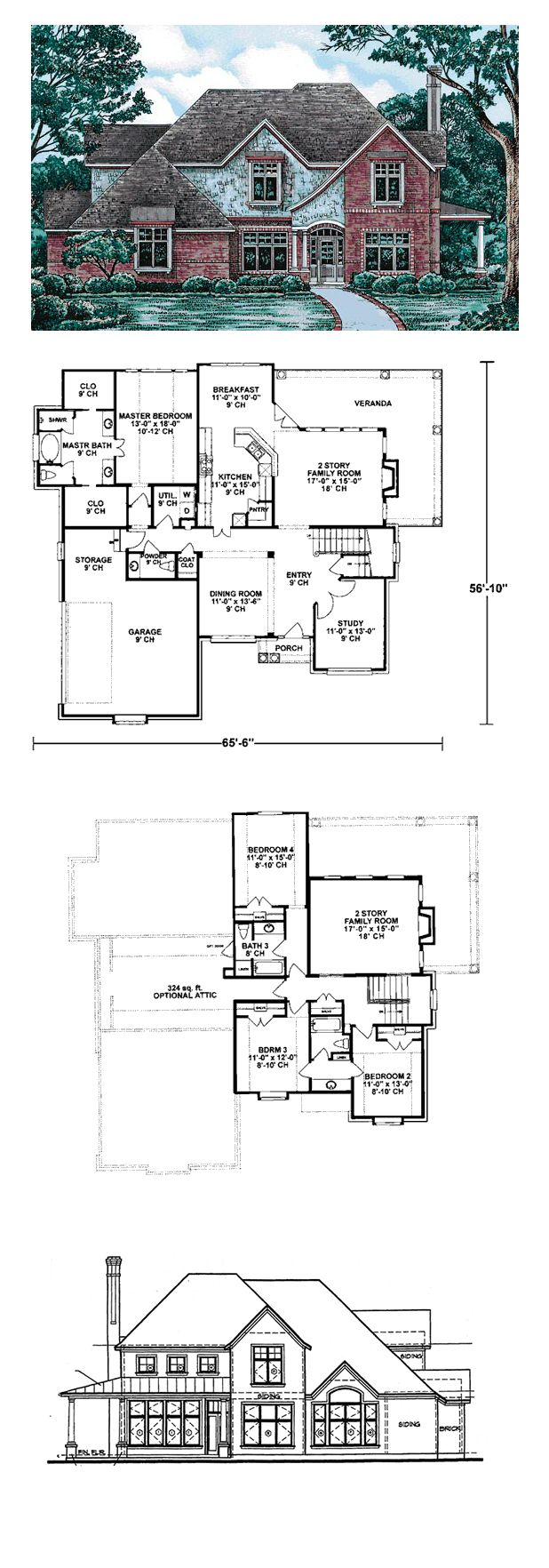 49 best images about luxury house plans on pinterest for Luxury european home plans