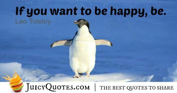 Quote About Being Happy - 5