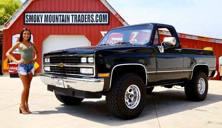 Smoky Mountain Chevrolet >> Pin By Matt Johnson On Rides Chevy Trucks Chevrolet