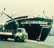 The luxury liner Queen Elizabeth II is launched in 1967 and Castrol GTX, the first multigrade oil with a 20W/50 viscosity rating, in 1968.