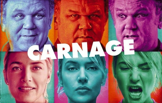 """Carnage (2011) """"Penelope, I believe in the god of carnage. The god whose rule's been unchallenged since time immemorial."""""""