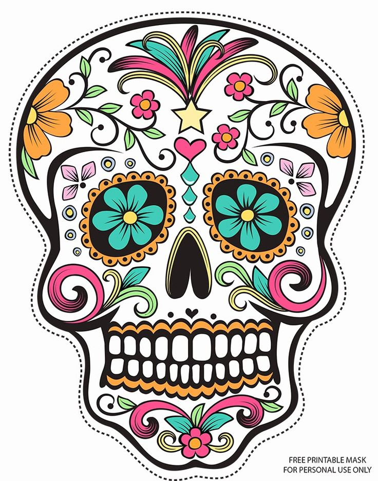 Sugar Skull Love on Pinterest | Sugar Skull, Sugar Skull Tattoos ...