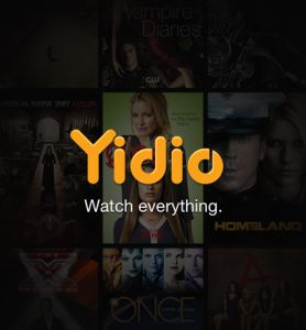 Yidio for the iPhone: your one-stop portal for TV shows and movies...