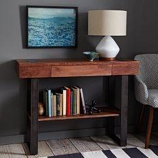 Industrial Decor, Industrial Decorating U0026 Industrial Chic | West Elm.  Furniture DecorEntryway FurnitureHouse FurnitureConsole ...