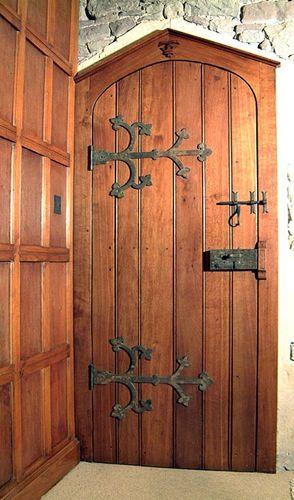 Castle Doors Custom Castle Doors Handmade From Solid