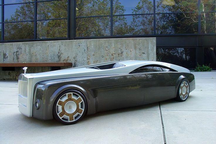 Rolls Royce Concept Car
