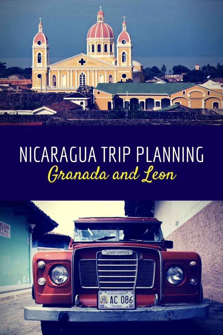 What cities should you visit in Nicaragua? Don't miss this comparison of Granada and Leon. ~ http://www.baconismagic.ca