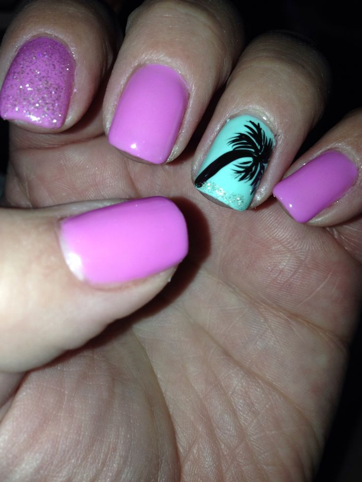 260 Best Vacation Tropical Summer Nails Images On Pinterest Nail Art Nail Scissors And Awesome