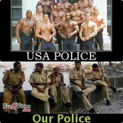 American police vs Indian Police Jokes.. Indian Police jokes funny indian jokes