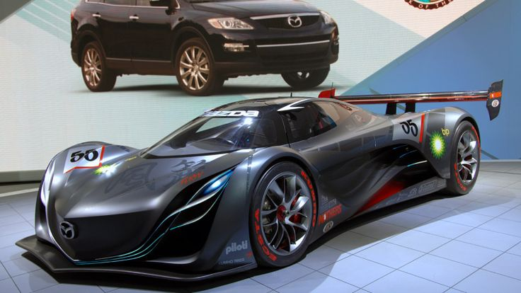 best 25 mazda furai ideas on pinterest concept cars. Black Bedroom Furniture Sets. Home Design Ideas