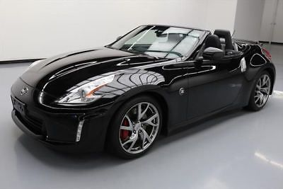 2013 Nissan 370Z 2013 NISSAN 370Z ROADSTER CONVERTIBLE NAV CLIMATE SEATS #790675 Texas Direct