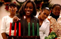 A Sophisticate Celebrates Kwanzaa: For a Sophisticate to understand what Kwanzaa means, she also needs to understand what it means to gain strength from her past as well as her ancestors to create her future.