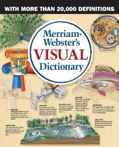 20 best dk images on pinterest sims book for Visual merriam webster