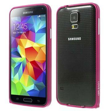 Love Mei #bumper til Galaxy S5