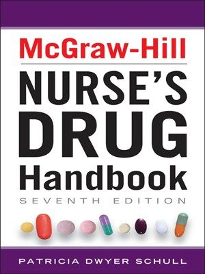 McGraw-Hill Nurses Drug Handbook 7th Edition Pdf Download e-Book